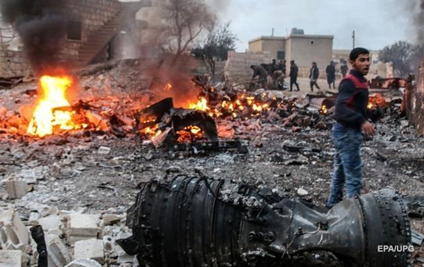 У Росії вперше повідомили про  десятки поранених росіян  у Сирії