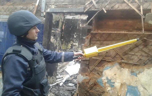 У Харкові в стіні будинку знайшли боєприпаси