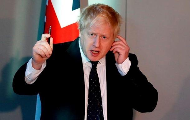 Борис Джонсон назвав  бардаком  ситуацію з Brexit