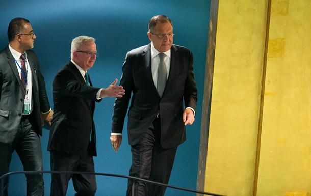 Лавров раскритиковал закон по Донбассу