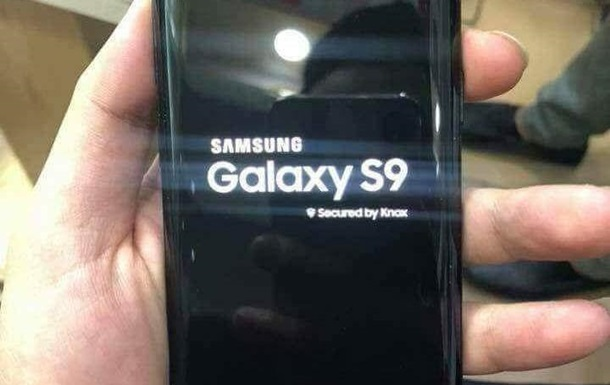Появились живые снимки флагмана Samsung Galaxy S9