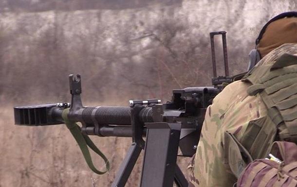 В зоне АТО погиб военный, еще двое ранены