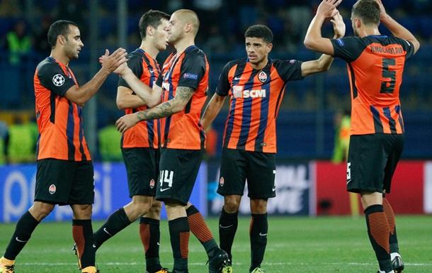Шахтар Донецьк - Рома 2:1. Онлайн матчу Ліги чемпіонів
