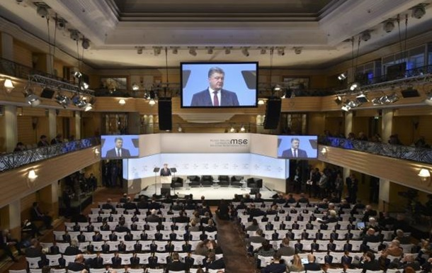 Мюнхенское одиночество Украины