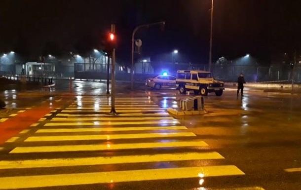Возле посольства США в Черногории взорвались две гранаты