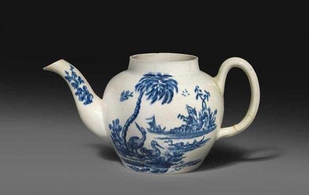Британец купил чайник за $20, а продал за $800 тысяч