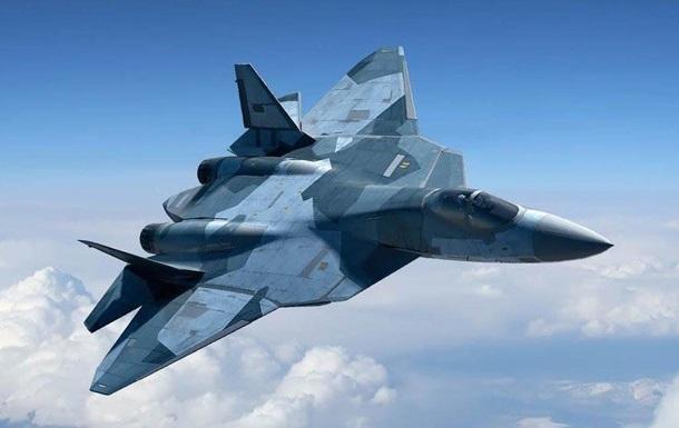 Росія відправила до Сирії новітні винищувачі Су-57