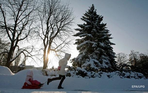 Українцям обіцяють морози до -20