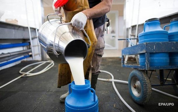 У Росії заборонили білоруські молочні продукти