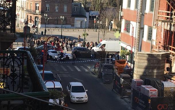 У Брюсселі поліція провела спецоперацію