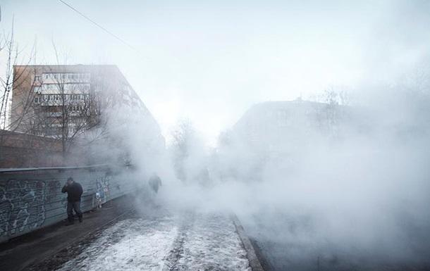 Авария натеплотрассе: внекоторых харьковских школах идетсадах небудет занятий