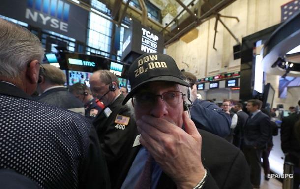 Фондовий ринок США закрився переважно зростанням