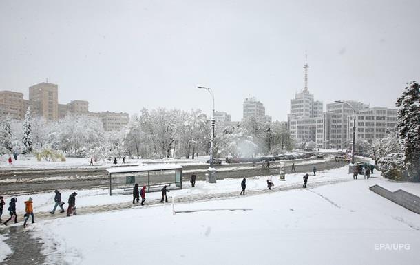 Погода в Україні: сильні морози до початку березня