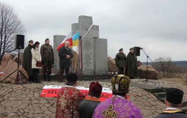 Польская делегация едет в Украину почтить память  жертв УПА