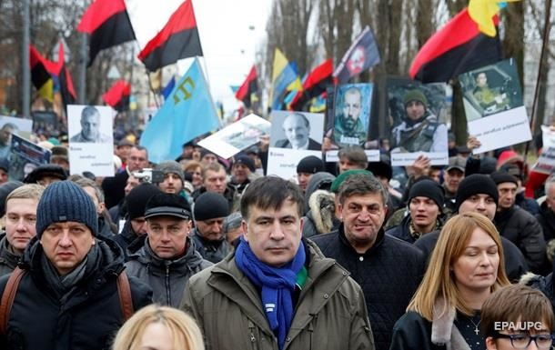 Луценко: Прихильники Саакашвілі хотіли захопити ВР