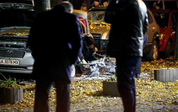 ЗМІ: Затримано підозрюваних у вибуху біля Еспресо