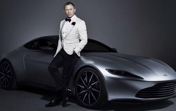 Унікальний Aston Martin Джеймса Бонда пустять з молотка
