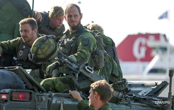 У Швеції запропонували подвоїти армію і військовий бюджет
