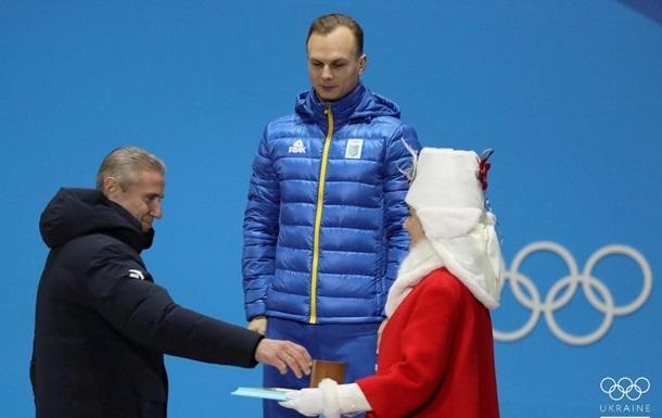 Став відомий прапороносець збірної України на закритті Олімпійських ігор