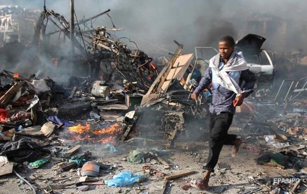 У Сомалі внаслідок подвійного теракту загинули 18 осіб