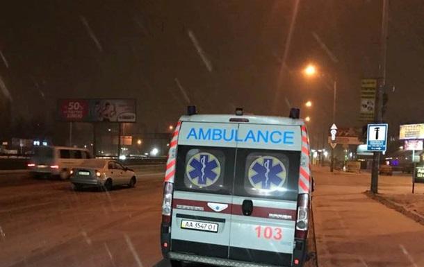 У Києві загинув пішохід на дорозі з інтенсивним рухом