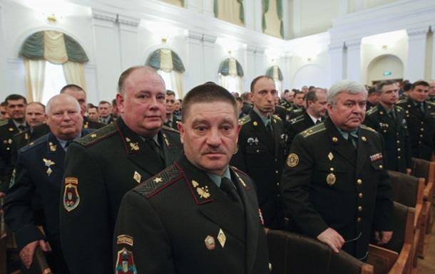 З початку війни в ЗСУ з'явилося 50 нових генералів