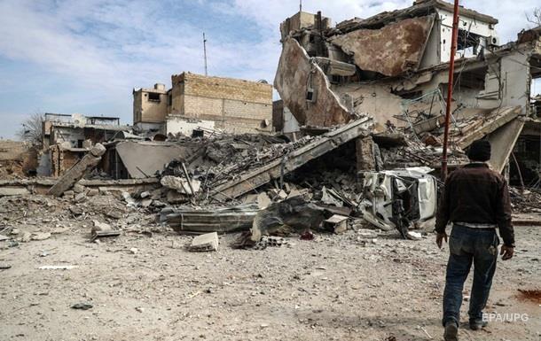 США вимагають негайного припинення вогню в Сирії