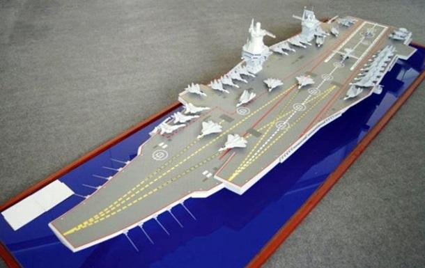 У Росії вирішили побудувати новий авіаносець