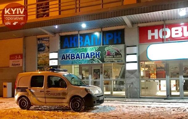 «Ничего непредвещало беды»: вкиевском аквапарке наребенка упал потолок