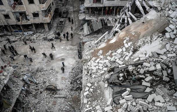 Сирію продовжують бомбити, незважаючи на рішення ООН