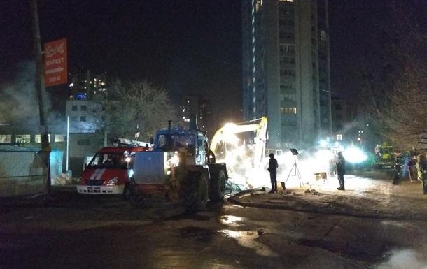 Тепло в будинках Харкова включать до вечора - ДСНС