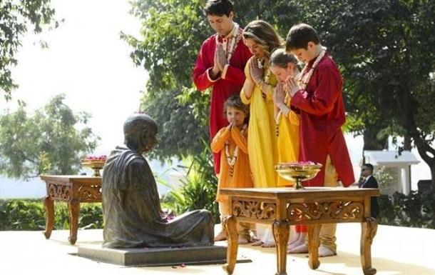 Итоги недели: зимняя олимпиада и визит Трюдо в Индию
