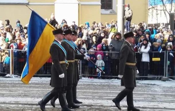 ЗСУ взяли участь у параді Естонії