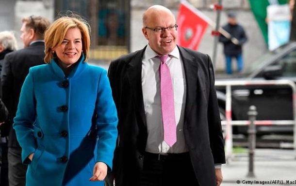 Меркель оголосила кандидатів на посади міністрів від ХДС