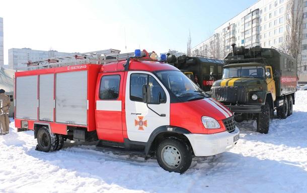 ДСНС: Без тепла в Харкові залишається 81 будинок