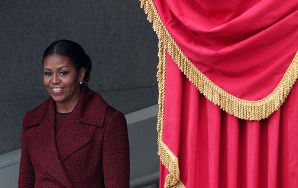 Стала відома дата виходу мемуарів Мішель Обами