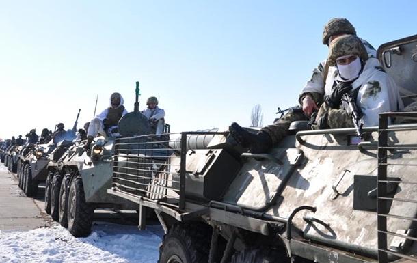 На Донбасі п ять обстрілів, у ЗСУ втрати - штаб