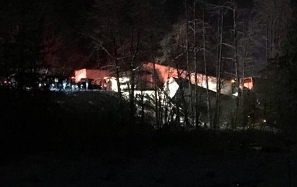 У Канаді в масштабній ДТП постраждали 40 осіб