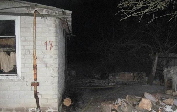 В Краматорске при пожаре погибла семья
