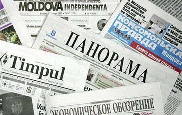 Репортеры без границ  возмущены давлением на журналистов в Молдове