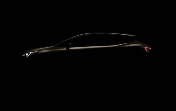 У Мережі показали оновлений хетчбек Toyota Corolla
