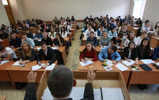 Чисельність студентів з Криму зросла - МОН
