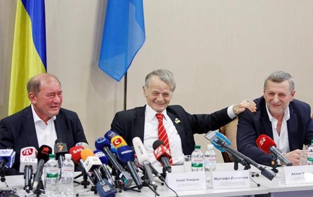 Джемілєв: РФ перетворила Крим на військову базу з ядерною зброєю