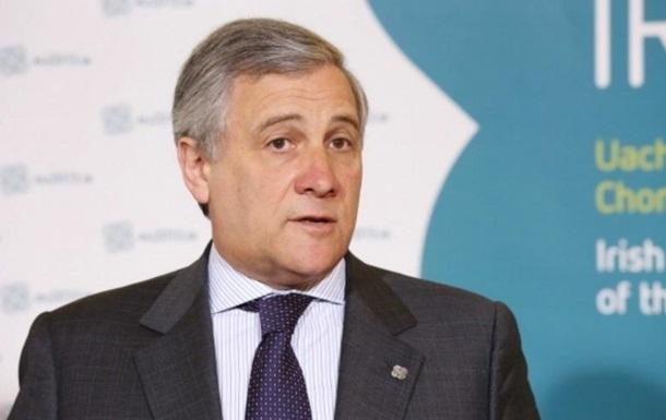 Глава Європарламенту виступив за зближення ЄС і РФ