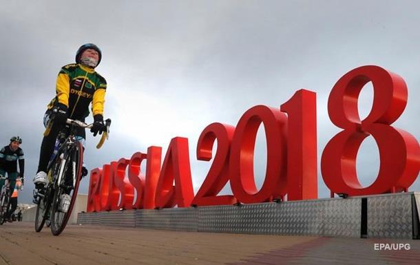 Росії заборонили проводити міжнародні змагання