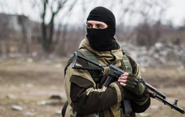 Списки подразделений террористов на Донбассе
