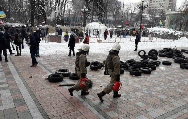 Конец МихоМайдана? Новая драка под Верховной Радой