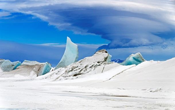 В Арктиці зафіксували аномально теплу зиму