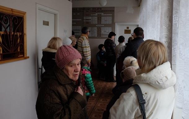 В Киеве сократилось количество больных гриппом