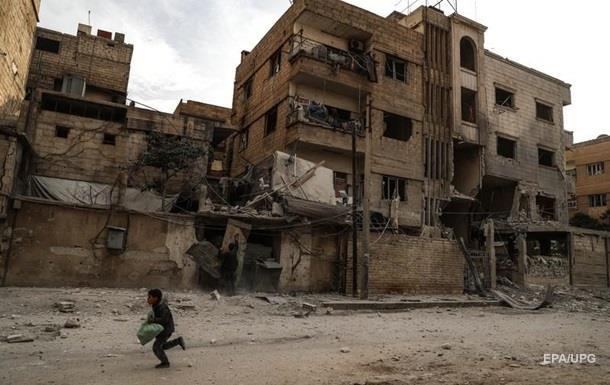 РФ не поддерживает прекращение огня в Сирии – США